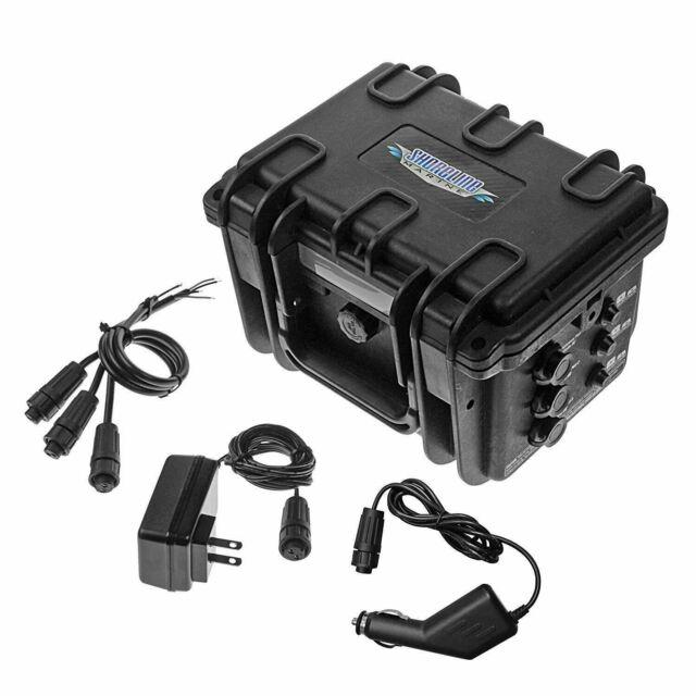 Shoreline Marine Power Box - Portable 12V Battery System