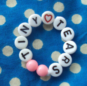 TINY TEARS BRACELET FOR YOUR 10-12 INCH DOLL BUY 3 GET ONE FREE SALE END SOON