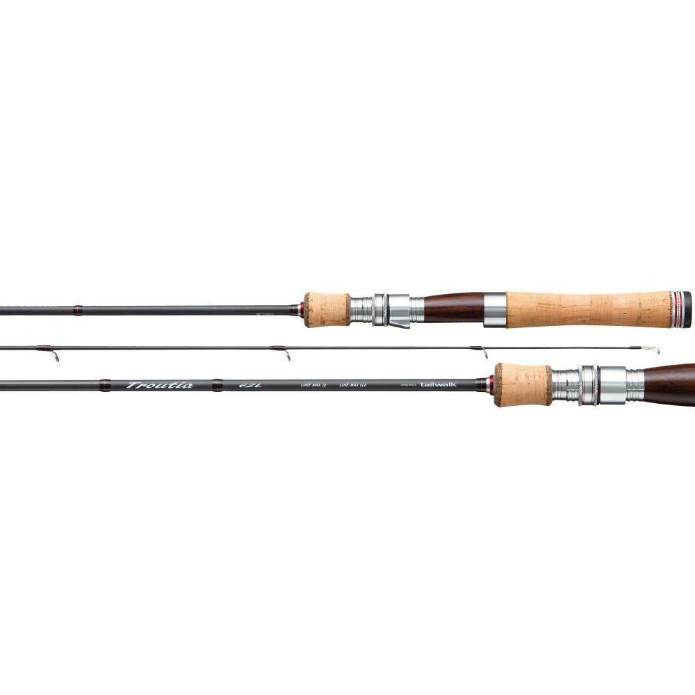 Rückenwalk Troutia 43L Spinning Rod für Forelle