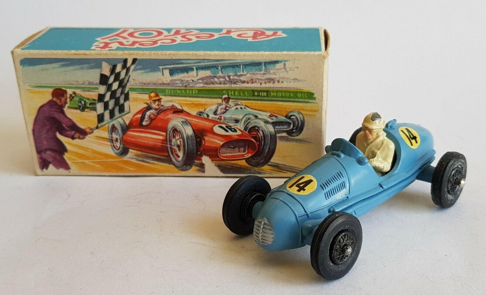 Crescent Toys No 1289, GORDINI 2.5 L voiture de course, - SUPERBE Nr Comme neuf CONDITION