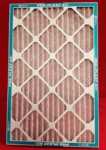 Flanders MERV 8 Air /& Furnace Filters Pleated 16x25x1 80055.011625 CASE OF 12