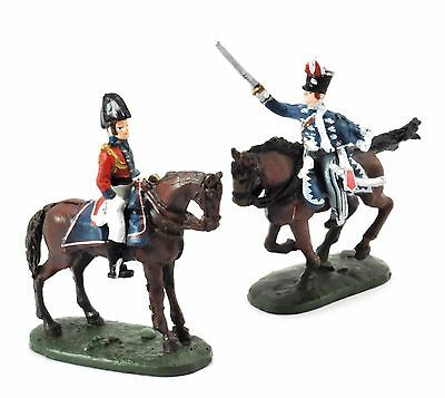 Del Prado Relive Waterloo Military Figures dwa026 (agdwa026)