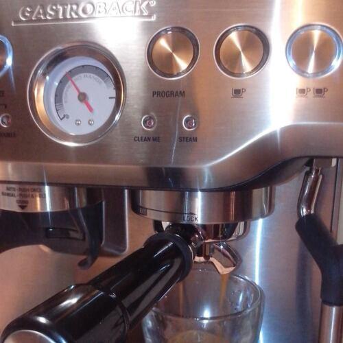 Solis Schaerer WMF Siebträger Wartung Reparatur Service von Kaffeeautomaten