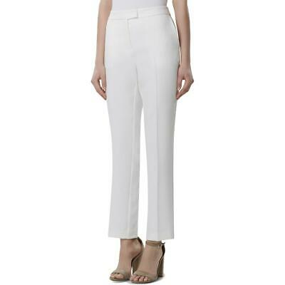 Kenneth Cole New York Womens Satin Textured Dress Pants Trousers BHFO 8536