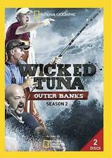 WICKED TUNA: OUTER BANKS - ...-WICKED TUNA: OUTER BANKS - SEASON 2 (2PC) DVD NEW
