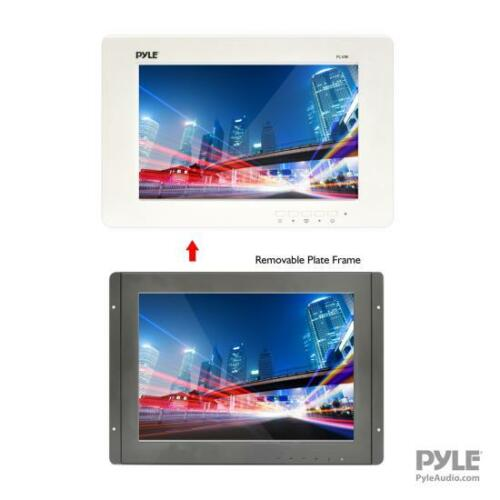 New Home Wall Video Monitor 12.5/'/' Inch Screen For Surveillance HD LCD Display
