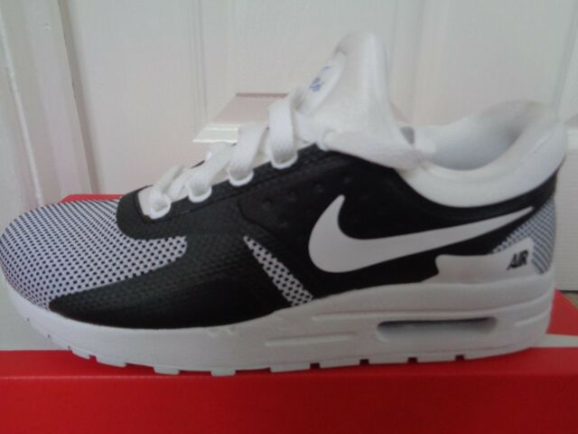 best loved 5be48 b81f7 Nike Air max Zero essential (GS) trainers 881224 101 uk 6 eu 39 us