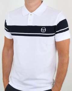 ab5790e1d7a Sergio Tacchini New  Young Line  Polo Tennis Shirt - Mcenroe Borg ...