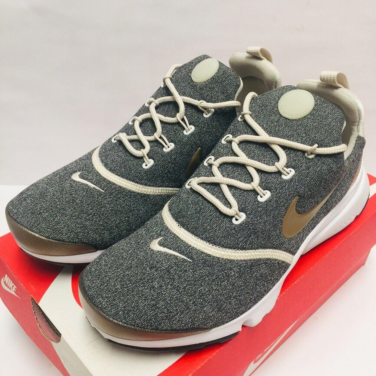 Nike Presto Fly SE  Running scarpe Light Orewood nero (910570 -101) SZ US WNS 8.5  prezzo all'ingrosso