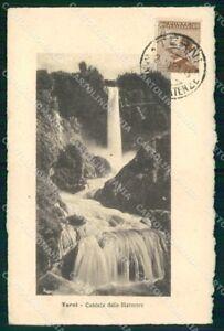 Terni Città Cascata delle Marmore Alterocca cartolina RT3937
