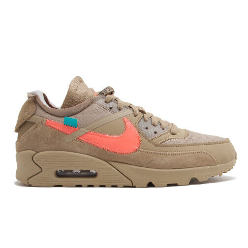 Size 9 - Nike Air Max 90 x OFF-WHITE Desert Ore 2019 for sale ...