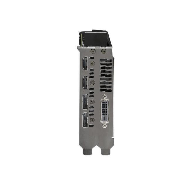 RX580 ASUS RX580 DUAL OC 8Gb, 8 GB RAM, Perfekt