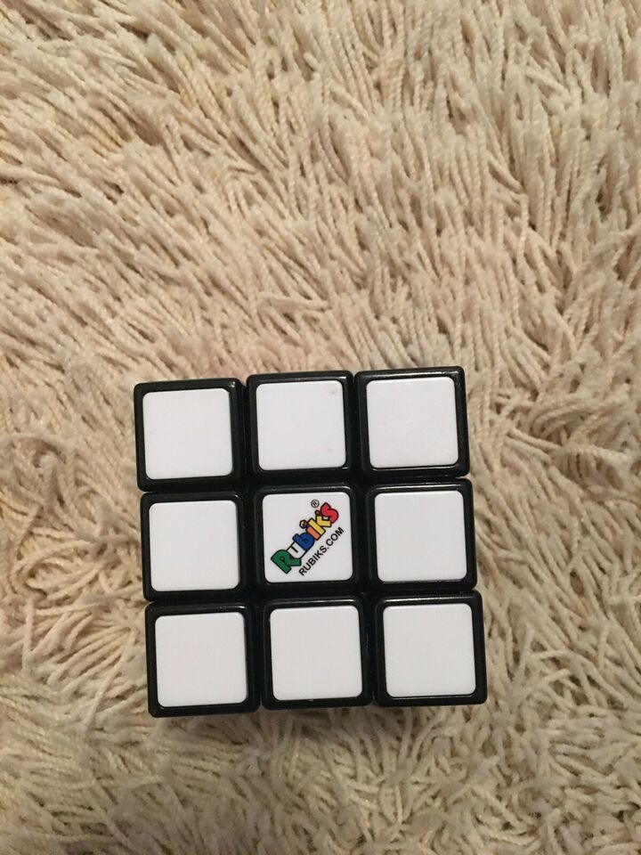 Tavle, Rubriks terning , Rubiks