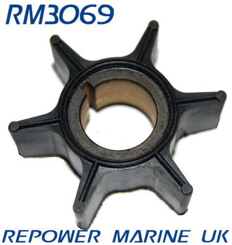 Impeller for Yamaha 40,50,60,70HP replaces # 6H3-44352-00-00 697-44352-00-00