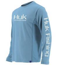 HUK Icon X Camo Fade Hannibal Bank Shirt H1200155-007