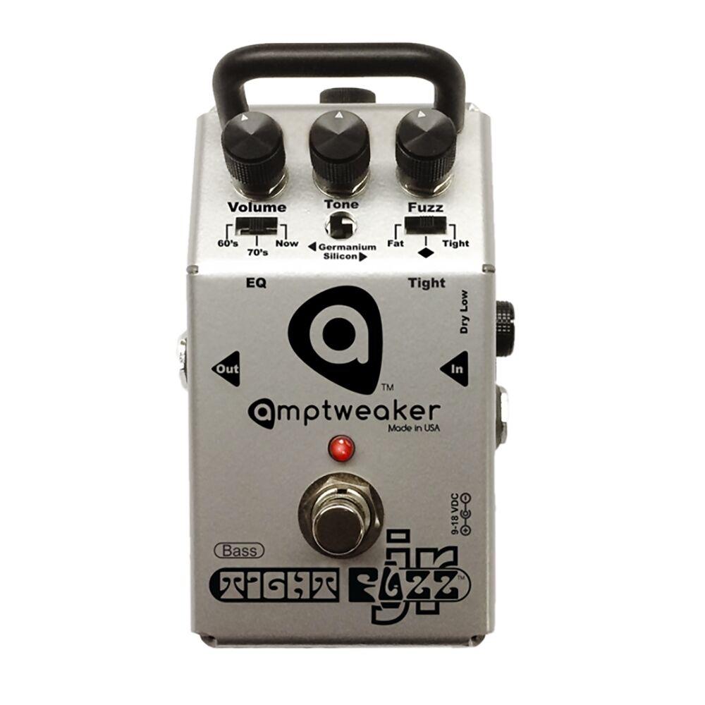 Amptweaker Bass TightFuzz Jr Distortion Guitar Effects Pedal