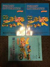 Singapore Primary Mathematics Third Edition 3rd 4A 4B Textbooks Mat 4A Workbook