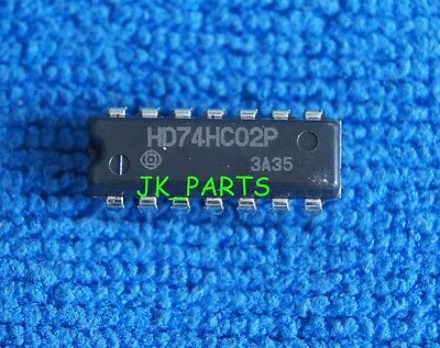 10pcs HD74HC02P 74HC02P 74HC02 IC DIP-14 Original