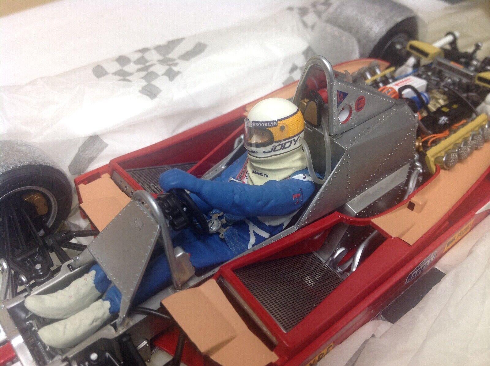 Exoto ferrari 312 t4 jody scheckter 1979 winner Bélgica gp 1 18 nuevo 97072