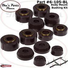 Prothane 6-105-BL Body&Cab Mount Bushing Kit-12pc-Poly 66-75 Ford F-150/250/350
