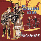 Rockin'est * by The Collins Kids (CD, Jan-1998, Bear Family Records (Germany))