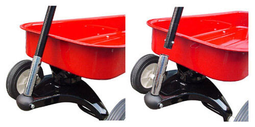 QUICK RELEASE ADAPTER FOR RADIO FLYER WAGON HANDLE