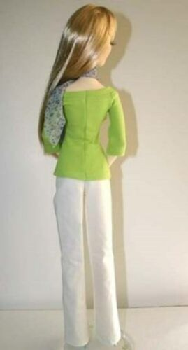 """Versatility Pants /& Tops Doll Clothes SewingPattern 18.25/"""" Resin Evangeline"""