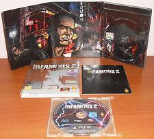 inFamous 2 - Edición Especial Coleccionista, PlayStation 3 PS3, Pal-España