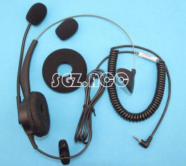 For Panasonic/Philips/Teledex Cordless Phone:2.5 mm Headset Earphone New