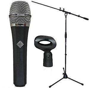 TELEFUNKEN M80 Dynamic Microphone Microphone Stand