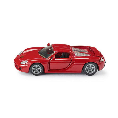 Siku 1001 Porsche Carrera GT rot ° Modellauto NEU Blister