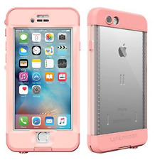 separation shoes 2b4ba 14bf6 LifeProof Nuud Case Pink for Apple iPhone 6 and 6s Plus