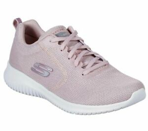 Light Pink Skechers Shoes Memory Foam