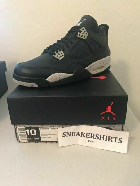 Men's Nike Air Jordan 4 IV Retro LS