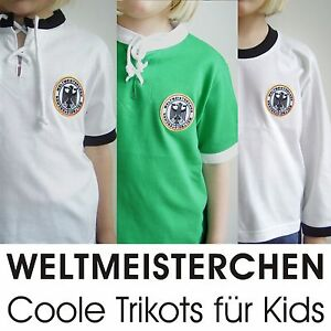 deutschland kinder baby retro fu ball trikot t shirt aus. Black Bedroom Furniture Sets. Home Design Ideas