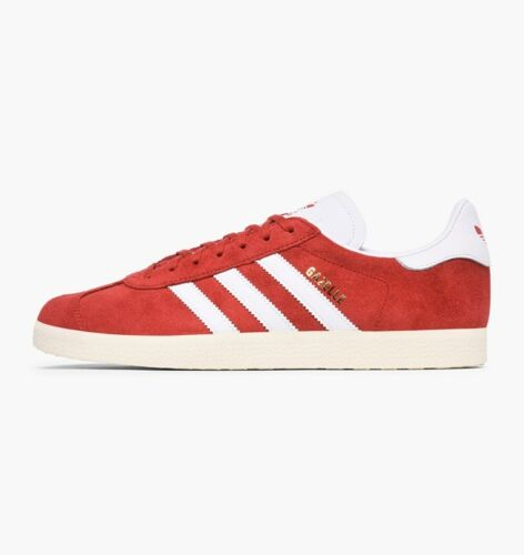 Retro Originals White taglia Scarpe Mens 10 Red Bnib Gazelle Adidas da Uk ginnastica Pa7xwP