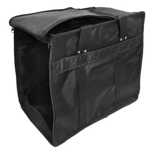 16/'/' x 9/'/' x 14/'/' Jewelry Travel Display Case Carrying Showcase Salesman Sample
