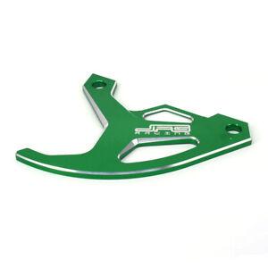 CNC Green Rear Disc Brake Guard For KX125 KX250 KX250F KX450F KLX450R Motorcycle
