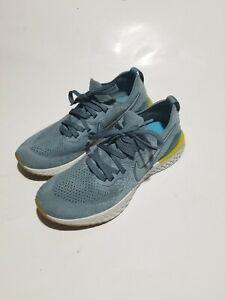 Nike-Epic-React-Flyknit-2-AQ3243-005-GS-Sz-7y-Boys-8-5-women-039-s