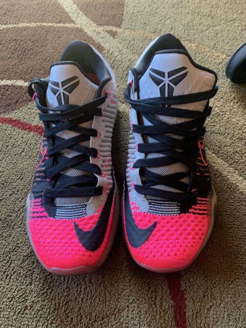 Nike Kobe 10 Elite Low Mambacurial 2015