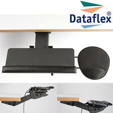 DATAFLEX Tastatur-Maus-Mechanik 97513   Tastaturhalter Maus Tastatur Ablage NEU