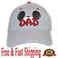 Disney-Family-Hats-Collection-Mickey-amp-Minnie-Baseball-Cap-Original thumbnail 10
