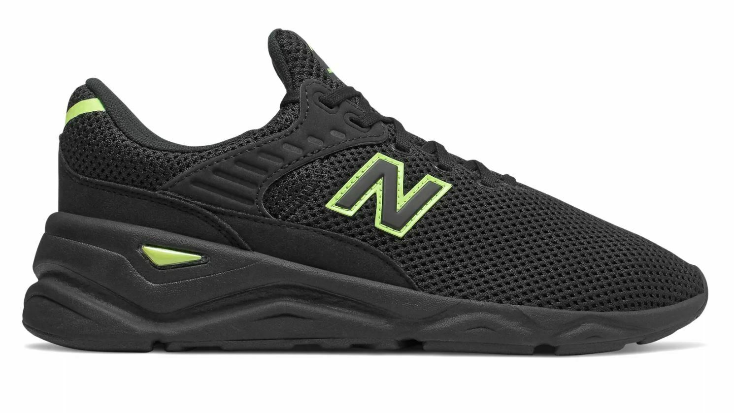 competitive price 555c3 e3b64 New Balance MSX90SCA Glo Lime Bleached with Black X-90 ...