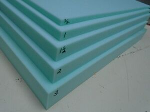 2 Upholstery Foam Seat Cushion Pad