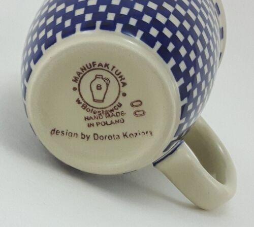 Neues Muster von D.Koziara Bunzlauer Keramik Tasse MARS K081-KZ3 0,3 Liter,