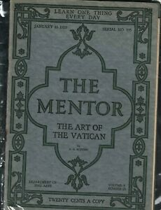 Mentor-Magazine-195-January-15-1920-The-Art-of-the-Vatican-AA-Hopkins