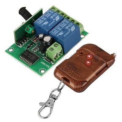 Universal Doors Opener Remote Control Switch Key with Transmitter DC12V 315MHz