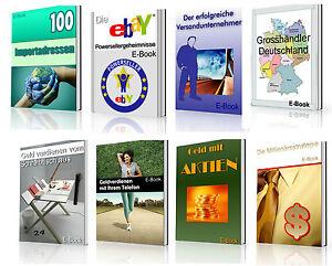 10-TOP-Ebook-GELD-VERDIENEN-EBAY-HANDEL-IMPORT-MRR-RESALE-WIEDERVERKAUF
