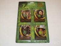 The Lord of the Rings: Fellowship ~ Collector's CD Cardz Set One ~ PC CD-ROM