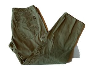 Kuhl-Outkast-Vintage-Patina-Dye-Beige-Outdoor-Hiking-Climbing-Pants-Size-36x32